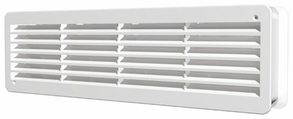 Вентиляционная решетка ERA 4513ДП 450 x 131 мм