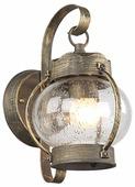 Favourite Уличный настенный светильник Faro 1498-1W