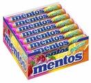 Жевательное драже Mentos Фрукты