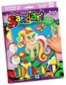 Danko Toys Фреска Sandart Пони (SA-01-04)