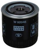 Масляный фильтр MANNFILTER W920/45
