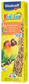 Лакомство для птиц Vitakraft Крекеры для африканских попугаев мед (21288)