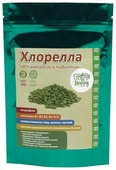 Green and Happy Хлорелла, таблетки, пластиковый пакет, 100 г