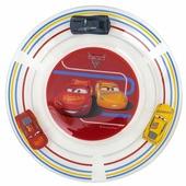 ОСЗ Тарелка десертная Тачки 3 19.6 см