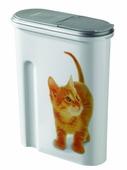 Контейнер для корма CURVER Кошка 4.5 л