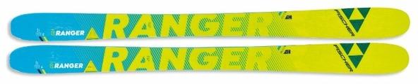 Горные лыжи Fischer My Ranger 102 Fr (19/20)