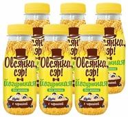 Овсяный напиток Овсянка, сэр! Йогуртный, с черникой 250 г, 6 шт.