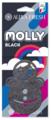 AURA FRESH Ароматизатор для автомобиля Molly Black