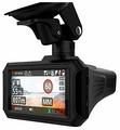 Видеорегистратор с радар-детектором Dunobil Ratione, GPS