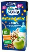 Каша ФрутоНяня молочная гречневая с яблоком (с 6 месяцев) 200 мл