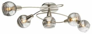 Люстра Globo Lighting Roman 54348-5, E14, 20 Вт