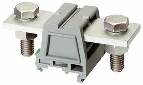 Зажим клеммный проходной Schneider Electric NSYTRV1502BB