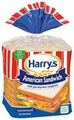 Harrys Хлеб сэндвичный пшеничный 470 г