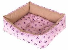 Лежак для собак HappyPuppy Лежак для собак Happy Puppy Панда S 40х30х12 см