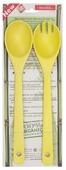 Набор навесок MOULINvilla Joy TSF-21 из ложки и вилки для салата, 30 см (2 шт.)