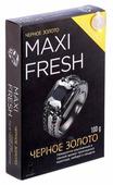 Maxifresh Ароматизатор для автомобиля, Черное золото, специальный 100 г
