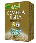 Семена льна Компас Здоровья пищевые 200 г