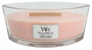 Свеча WoodWick Coastal Sunset (76049), эллипс