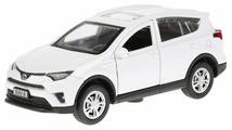 Легковой автомобиль ТЕХНОПАРК Toyota RAV4 12 см