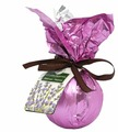 Solline Бурлящий шар для ванн Lavender Collection Лаванда-Нероли 150 г