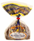 КАРАВАЙ Хлеб Бородинский Новый с кориандром ржано-пшеничный в нарезке 340 г