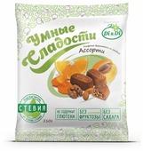 Конфеты Умные сладости диетические со стевией ассорти