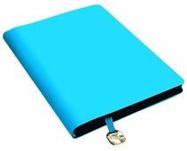 Ежедневник Listoff In Colour недатированный, искусственная кожа, А5, 136 листов