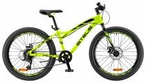 Подростковый горный (MTB) велосипед STELS Navigator 470 MD 24+ V010 (2019)