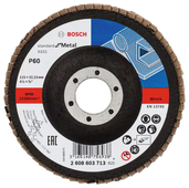 Лепестковый диск BOSCH Standard for Metal 2608603713