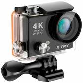 Экшн-камера X-TRY XTC150 UltraHD WiFi
