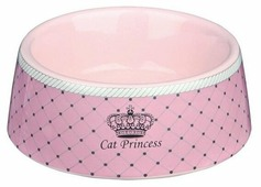 Миска TRIXIE 24780 Cat Princess 0.18 л