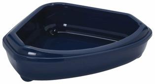 Туалет-лоток для кошек Moderna Corner Tray 55.2х45х13.7 см