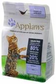 Корм для кошек Applaws беззерновой, с курицей, с уткой