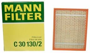 Панельный фильтр MANNFILTER C30130/2