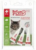 Ms.Kiss Капли репеллентные для кошек более 2 кг