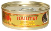 Паштет Йошкар-Олинский мясокомбинат Из мяса индейки 100 г
