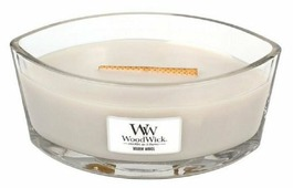 Свеча WoodWick Warm Wool (76052), эллипс