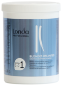 Londa Professional Blondes Unlimited Creative Lightening Powder Креативная осветляющая пудра