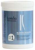 Londa Professional Blondes Unlimited Creative Lightening Powder Креативная осветляющая пудра