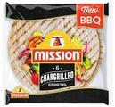 Mission Deli Лепешки Тортильи Mission Гриль, пшеничная мука, бездрожжевые 250 г