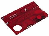 Швейцарская карта VICTORINOX SwissCard Lite (13 функций)