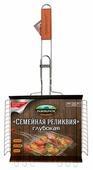 Решетка Пикничок Семейная реликвия 401-397 для барбекю, 36х24 см
