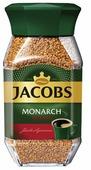 Кофе растворимый Jacobs Monarch Intense, стеклянная банка
