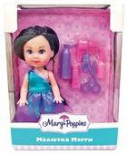 Кукла Mary Poppins Малютка Мэгги Стилист 9 см 451175