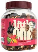 Лакомство для кроликов, грызунов Little One Snack Vitamin C