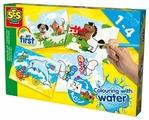 SES creative Набор водных раскрасок