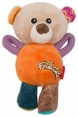 Игрушка для собак GiGwi Plush Friendz Мишка (75350)