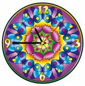 Набор для творчества Color Kit Бабочки HV007 12 цв.