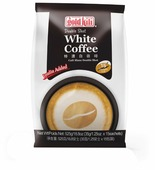 Растворимый кофе Gold Kili Double Shot White Coffee с инулином 3 в 1, в стиках