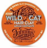 JOHNNY'S CHOP SHOP Глина Wild Cat Hair Clay
